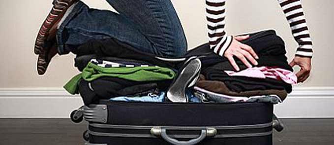 10 astuces pour bien faire sa valise