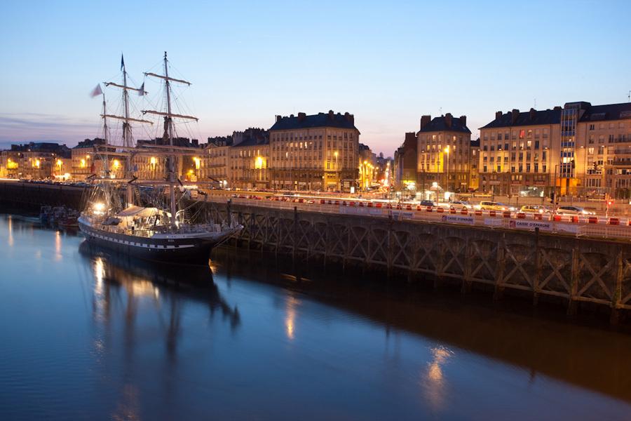Nantes : entre avant-gardisme et modernité