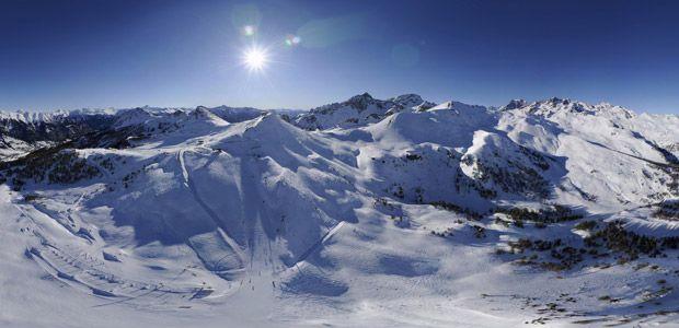 Domaine skiable Serre Chevalier