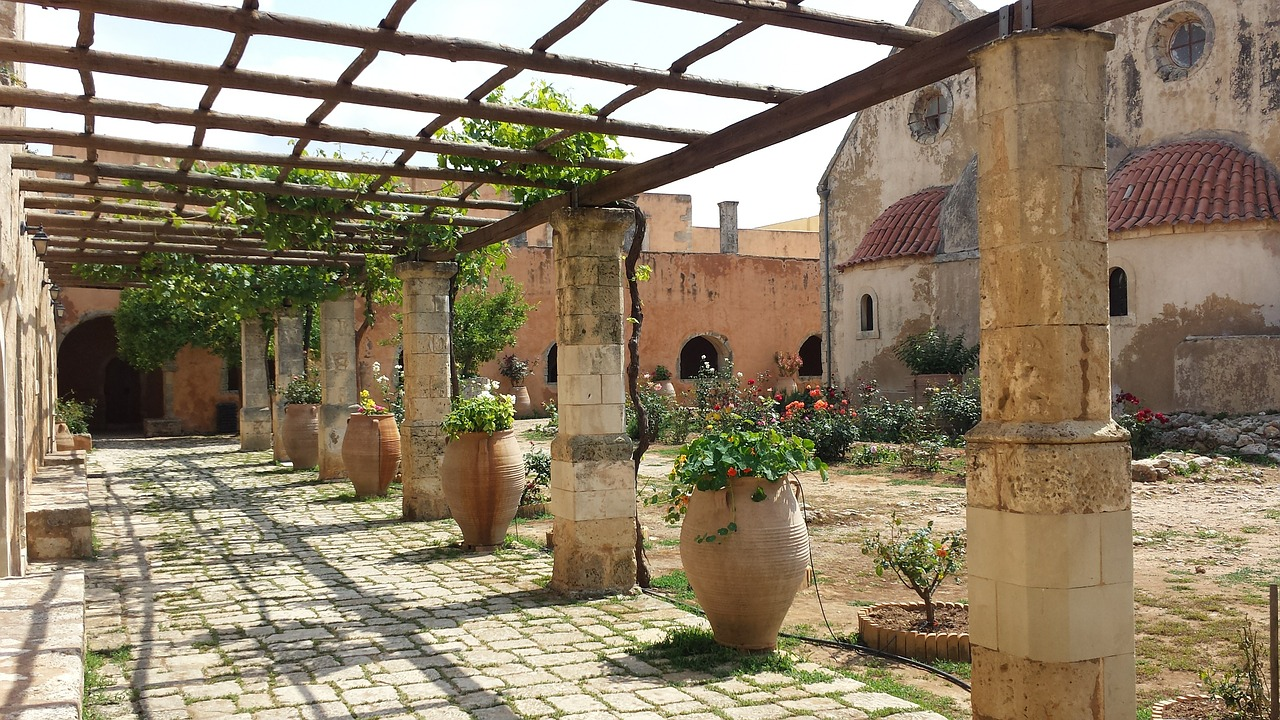 La Crète, un rayon de soleil en méditerranée à visiter toute l'année