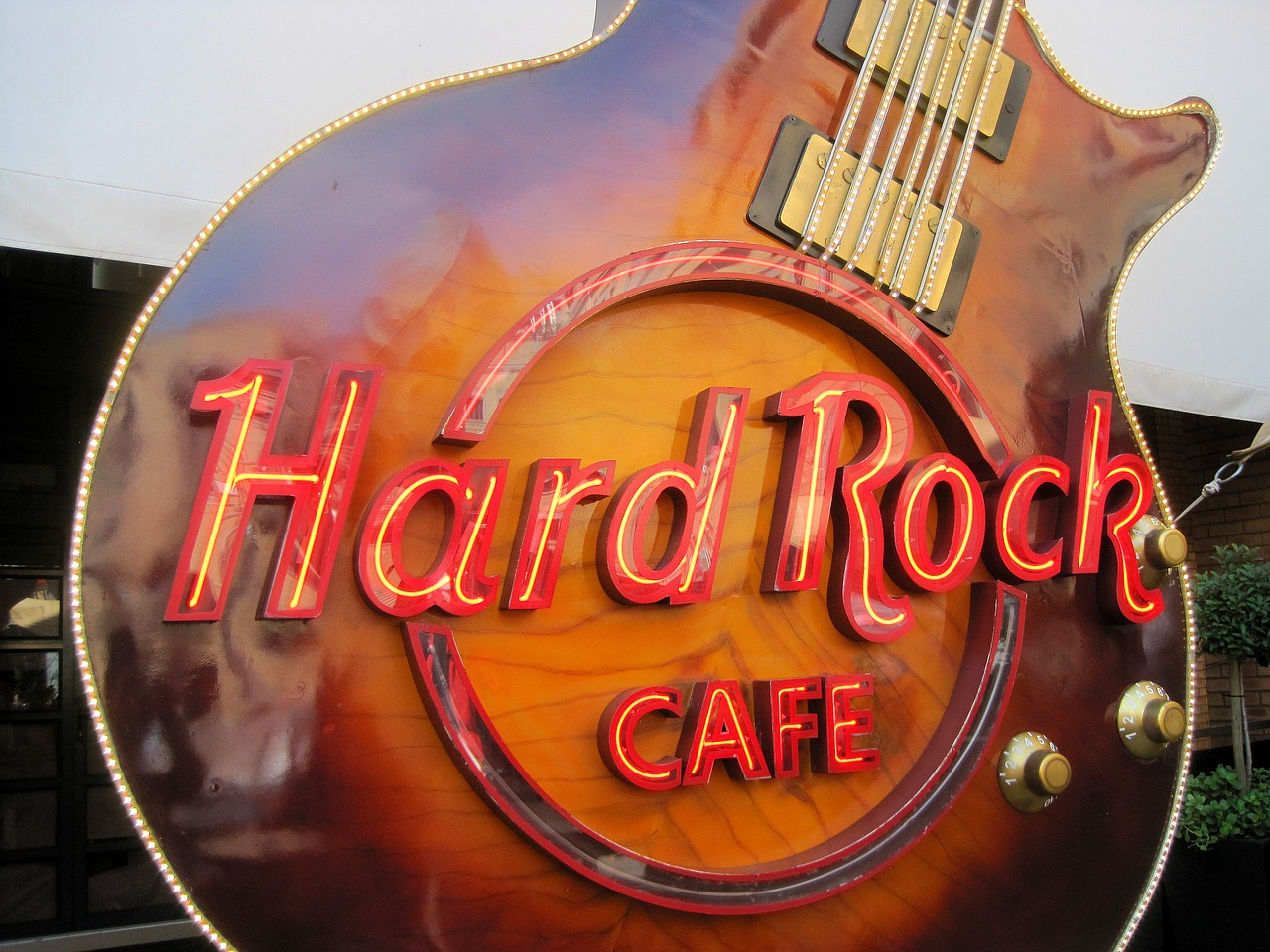 Le Hard Rock Café, présentation d'un mythe londonien qui dure et perdure