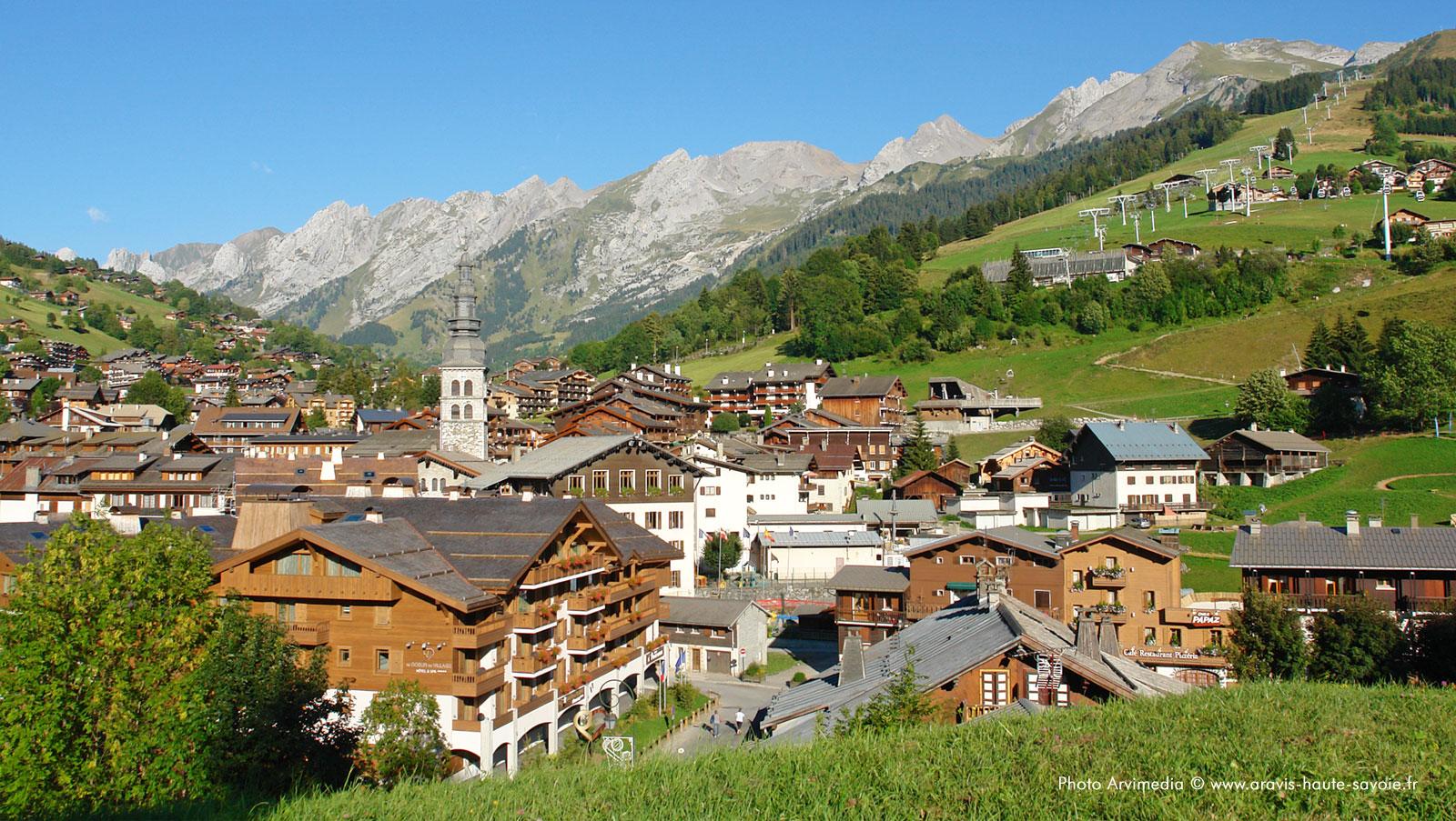 La montagne : un paradis vert !