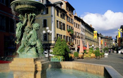 ville chambery