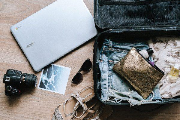 Week-end : 10 indispensables à glisser dans sa valise