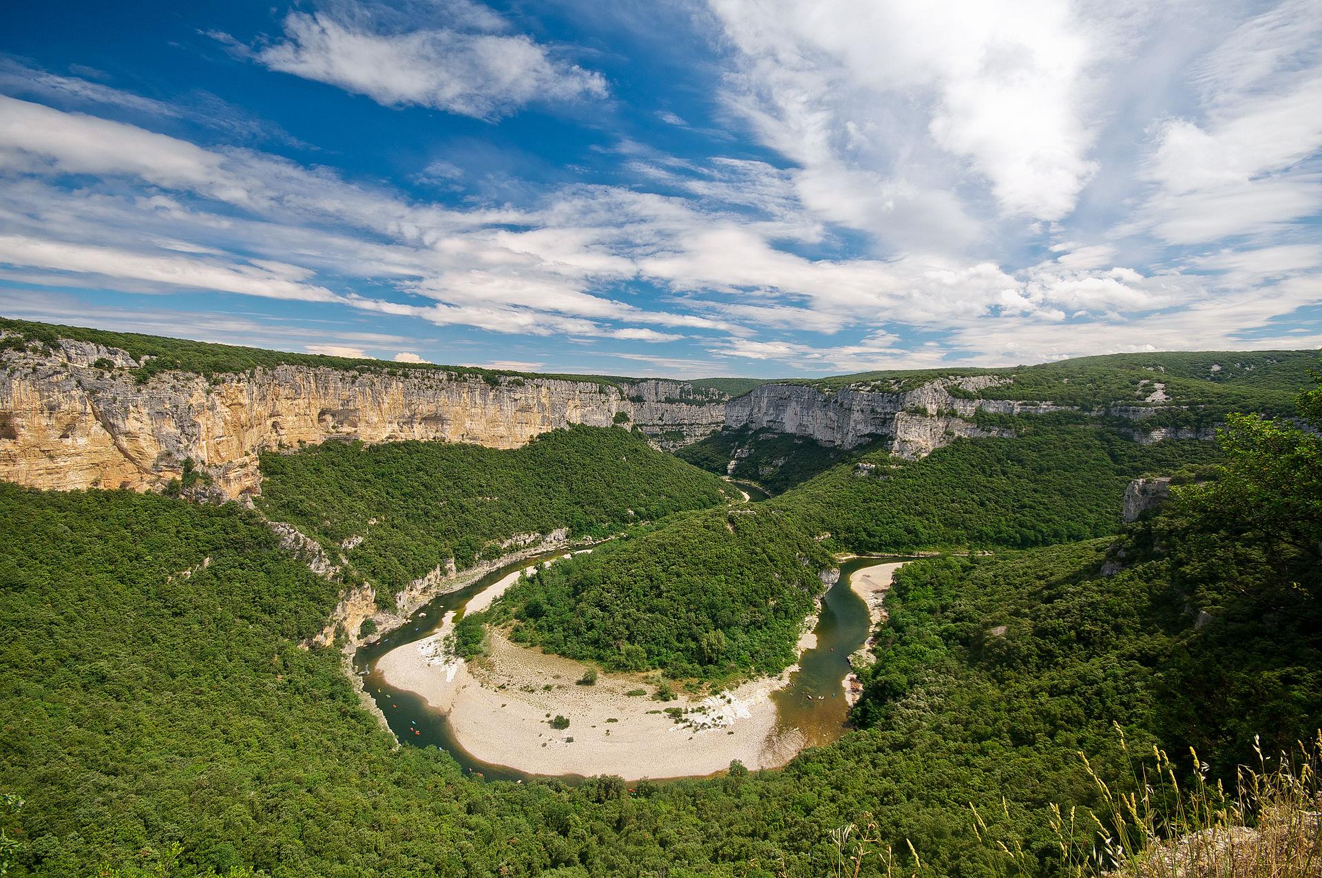 L'Ardèche, une destination formidable !