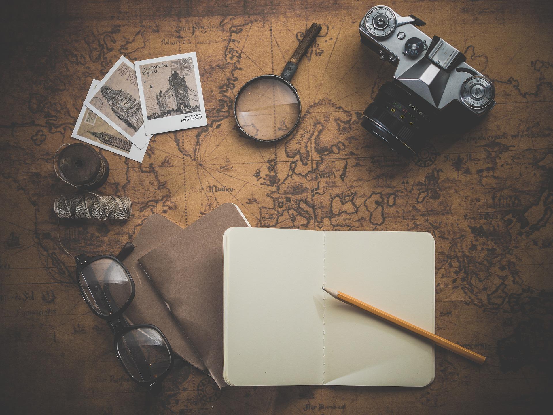 Les essentiels pour partir en voyage