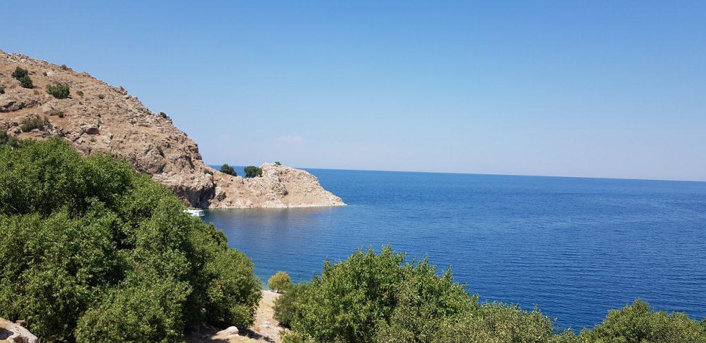 lac de Van en Turquie