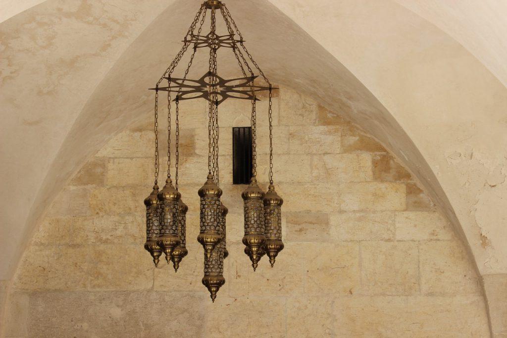 détails de la mosquée Ulu Cami en Turquie