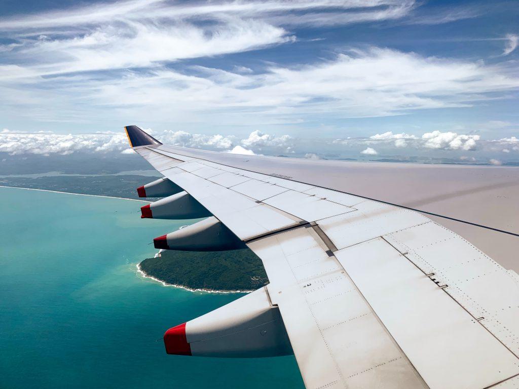 avion en thailande