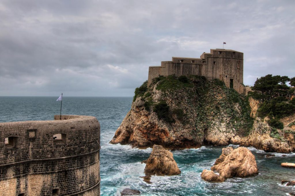forteresse de Lovrijenac