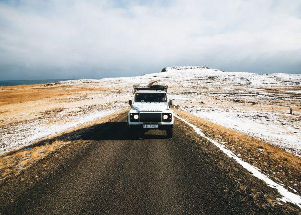 Partir pour un road-trip en Land Rover