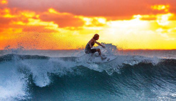 Où apprendre le surf ?